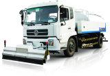 Del1160bx4高圧クリーニングのトラック