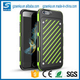 Caixa Shockproof da armadura nova da chegada caixa do telefone móvel de TPU + de PC para o iPhone 7 7plus