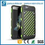 Caisse antichoc d'armure neuve d'arrivée cas de téléphone mobile de TPU + de PC pour l'iPhone 7 7plus
