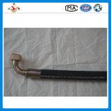 """HochdruckR2 3/4 """" 19mm normaler Deckel-Kraftstoff-hydraulischer Schlauch"""