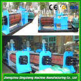 Maní doble eje prensa de aceite, molino de aceite de la máquina Yzyx-20X2