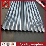 Corrugated galvanizzato Steel Roofing Sheet per Fabrication