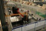 Elevatore delle merci del trasporto di Vvvf con la stanza della macchina dell'elevatore