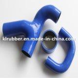 Flexible de silicona de goma personalizada Auto Turbo Radiador de manguera