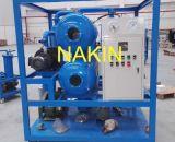 Grande machine de purification de pétrole de transformateur de vide de la capacité Zyd-300