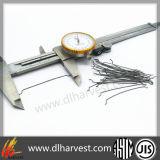 Shortcreteの補強のコンクリートのための中国の低炭素鋼鉄鋼鉄ファイバーW-Lcs/50/100he