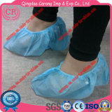 Крышка ботинка Non-Woven голубой крышки ботинка устранимая
