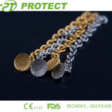 Orthodontic accessorio dentale Button Chain con Two Colors