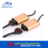 Des Auto-LED Scheinwerfer Beleuchtung-des Produkt-V16 Turbo 30W 3000lm H11 des Auto-LED mit CREE Chips