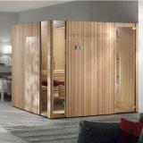 De luxueuze Houten Droge Zaal van de Sauna (SF1M001)
