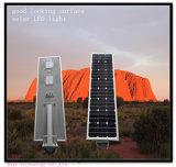 Nouveaux produits 6W tout dans un réverbère solaire Integrated