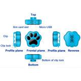 Perseguidor desenvolvido novo do GPS do animal de estimação 3G com IP66 impermeável