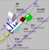 De Chinese Automatische Horizontale Verpakkende Machine van de Snack van het Hoofdkussen van de Verpakking