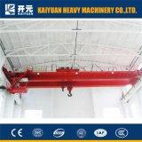 Capacité de treuil grue de passerelle de faisceau de double de 5 tonnes