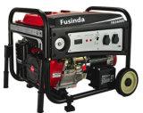 Non Flat WheelsのFusinda 3kVA Gasoline Petrol Generator