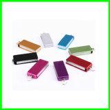 Mini disco impermeabile del USB del USB Pendrive della parte girevole del metallo
