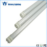Price al por mayor los 4ft 18W SMD LED Tube Light Daylight Dlc Listed
