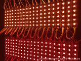 5050 3chips 0.72W는 편지 광고를 위한 LED 모듈을 방수 처리한다