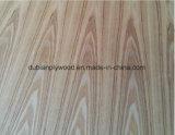 La película impermeable exterior hizo frente a la madera contrachapada de lujo