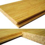 Klik de Geweven Natuurlijke van het Bamboe T&G Bevloering van het Systeem of Bundel