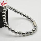 Htb006A de Armband van het Hematiet van de Juwelen van de Zomer voor Gelukkige Armbanden van de Mannen van de Vrouwen van Mannen de Unisex-