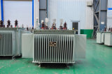 Transformateur immergé dans l'huile de distribution de S11-M 10kv de constructeur de la Chine