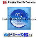 Aluminiumfolie-Verpackungs-Beutel für Gesichtsschablone mit Riss-Kerbe