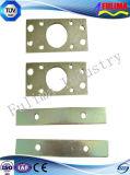 부분 (FLM-LC-006)를 각인하는 높은 정밀도 CNC 금속 장 제작