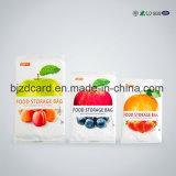 La bolsa de plástico del LDPE de la alta calidad para la planta de la bebida