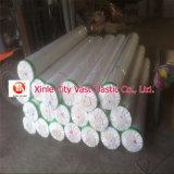 Revêtement de sol meilleur marché gravé en relief de PVC de support de feutre 0.7mm 3.0mm