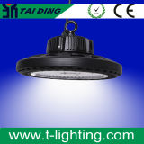 Het hoge LEIDENE van het UFO van de Huisvesting van het Lumen Industriële IP65 150W Hoge Licht van de Baai