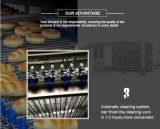 China-Hersteller-Brot-Krume-Produktionszweig Kühlsystem