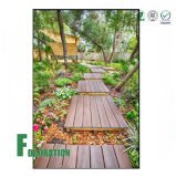Decking composto ao ar livre da piscina WPC com o certificado do Ce ASTM