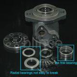 Tipo axial motores hidráulicos da distribuição de OMR250ml/R para a máquina de carcaça