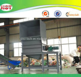 プラスチックPet Bottles Flakes Crushing、WashingおよびRecycling Machines Line