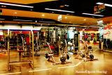 2017屋内熱い販売のゴム製ロールIntelockの体操クラブ床