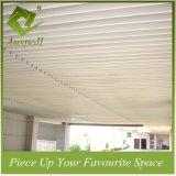 Material de construcción de aluminio, el panel de techo de la decoración, prueba de fuego, techo de la absorción sana