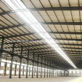 熱い販売の最上質の鉄骨構造の研修会および倉庫の構築