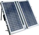 Módulo solar plegable 120W para acampar