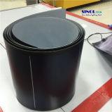 flexibler Sonnenkollektor des formlosen Silikon-144W mit rückseitigem Klebstreifen