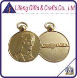 La joyería Fengshui hermoso de cobre amarillo de encargo encanta el colgante