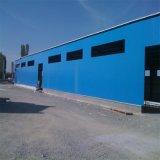 가벼운 금속 건축 디자인 강철 구조물 작업장