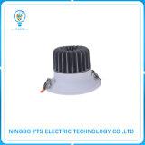 10W 900lm heiße Verkaufs-Beleuchtung-Vorrichtung vertiefte wasserdichte LED Downlight IP40