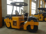販売3のトンYzc3のための中国の道ローラーの販売人の油圧コンパクター