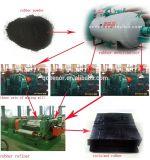 Pneu usado que recicl a máquina/tipo de grupo equipamento da pirólise do pneu do desperdício
