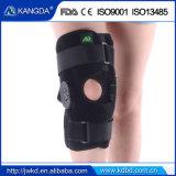 Soutien diplômée par ce de genou de ROM de support de genou de FDA d'allégement de douleur et de stabilisateur de rotule