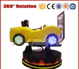High Quality, Game Machines를 가진 360 도 Racing Car Simulator