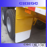 los 40ft 3 Axle Flatbed Container Semi Trailer con Fuwa Axle para Sale