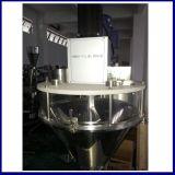 Polvo semi automático que pesa el llenador del polvo del taladro de la máquina de rellenar para los bolsos y las botellas de Premade