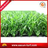 Precios artificiales de la hierba de China de las ventas al por mayor para el jardín del paisaje